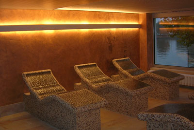 DAS LEUZE Mineralbad - Winzer-Sauna